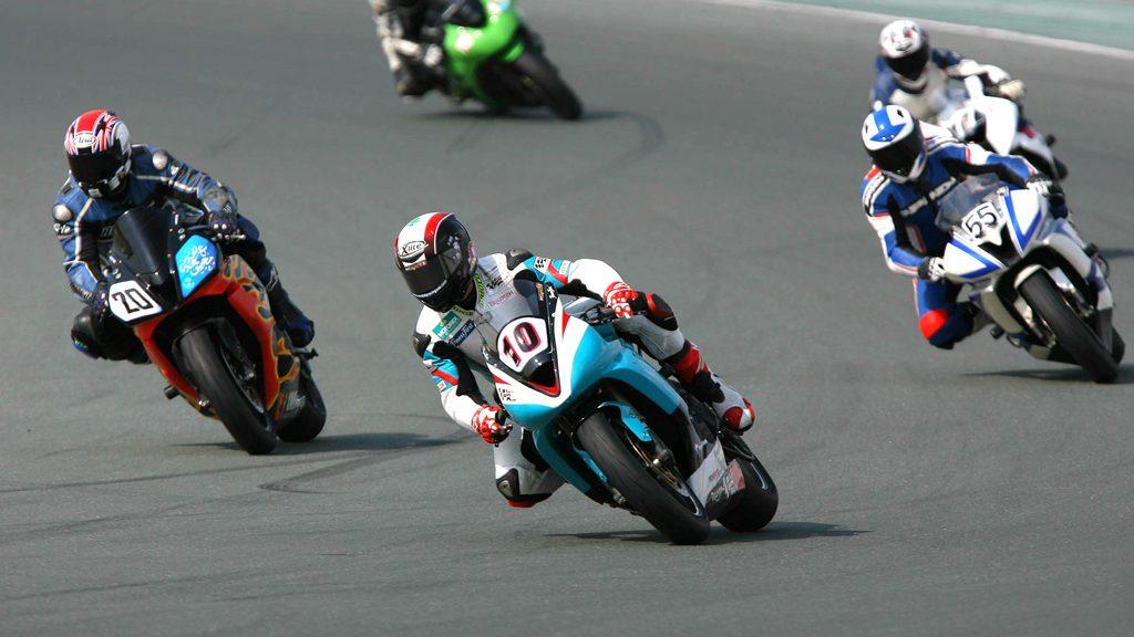 UAE: Double wins in Sportbikes for Mahmoud Tannir on last race day of 2011 at Dubai Autodrome