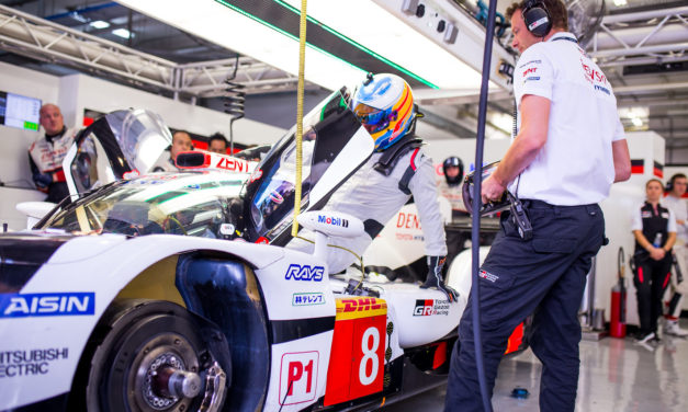 Bahrain: Fernando Alonso on top form in Toyota LMP1 rookie test in Bahrain