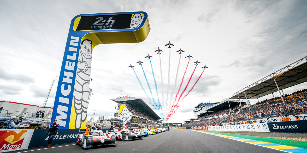 24H: 24 Hours of Le Mans postponed to 19–20Sept 2020 due to #COVID-19 pandemic