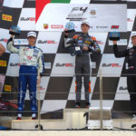 F4 UAE: Four different race winners in opening round at Yas Marina Circuit