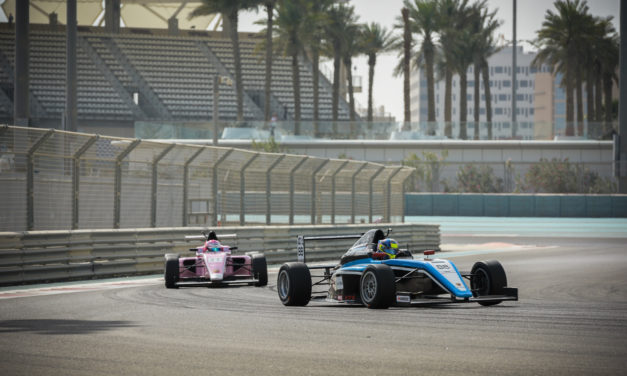 UAE: Championship title goes to wire next weekend in F4 finale at Dubai Autodrome between Weerts and Schumacher