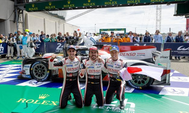 Le Mans: Toyota finally takes Le Mans win in historic 1-2, Rebellion in third place