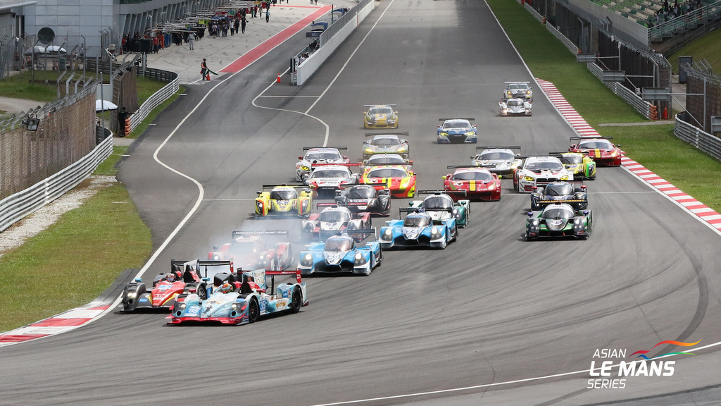 ALMS: Algarve Pro Racing claim first win and Championship title in Asia Le Mans Series