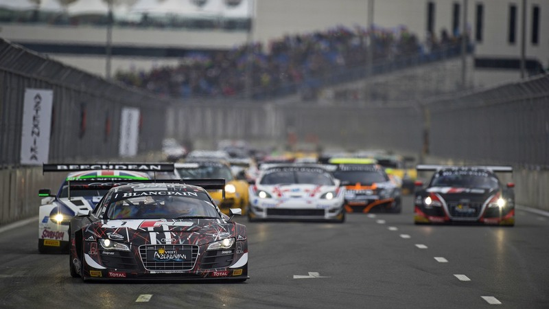 GT: Vanthoor and Belgian Audi Club Team WRT take Blancpain GT Series titles at Baku World Challenge finale