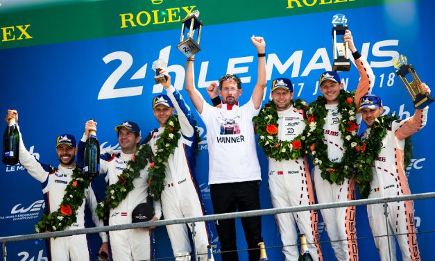 Le Mans: Porsche celebrates 70th anniversary in style with Le Mans victories