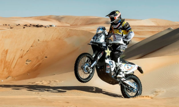 Rally: Disaster for Vasilyev as Al Attiyah closes in on second Desert Challenge victory on day 4