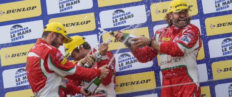 GTC podium
