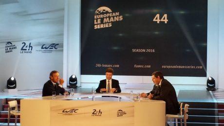 ELMS grid announced today in Paris