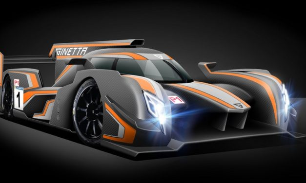 LMP1: Ginetta announces new LMP1 chassis for 2018 FIA World Endurance Championship