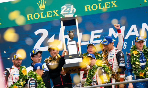 Le Mans: Toyota celebrate dream WEC Super Season with a 1-2 finish at Le Mans