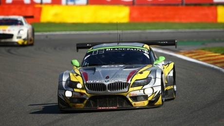 #46 BMW SPORTS TROPHY TEAM MARC VDS (BEL) BMW Z4 GT3 LUCAS LUHR (DEU) MARKUS PALTALLA (FIN) NICK CATSBURG (NDL)