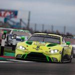 WEC: Podium joy at home event as new Aston Martin Vantage makes progress
