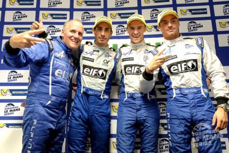 Signatech Alpine 2014 Champions