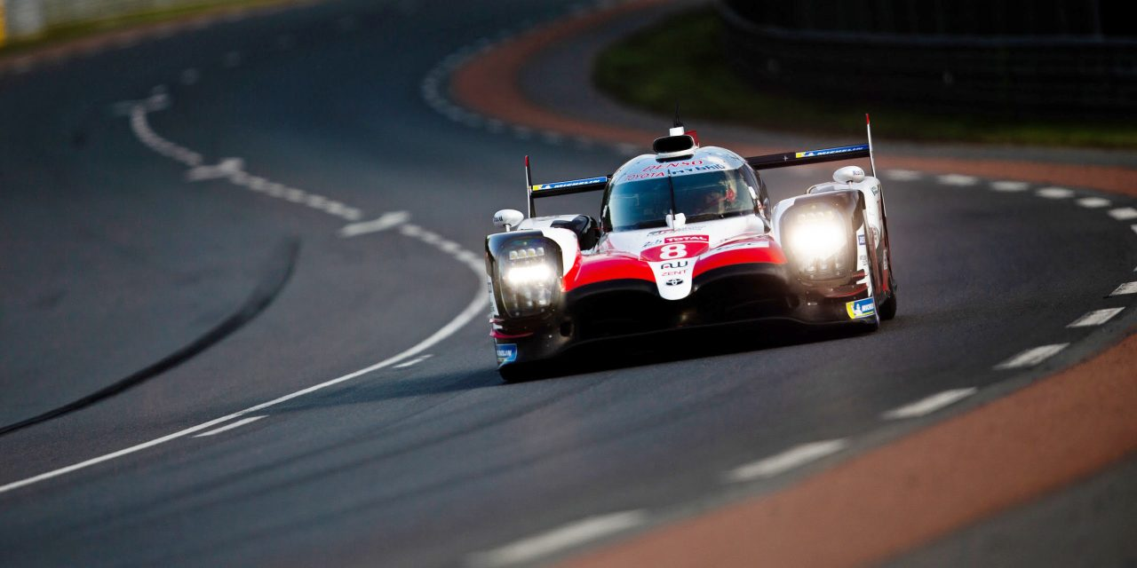 Le Mans: Nakajima claims pole for #8 Toyota with Alonso and Buemi with Porsche 1-2 in LMGTE