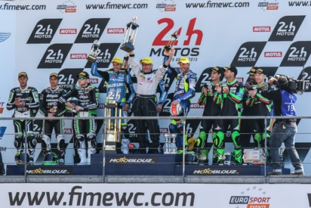 24hr podium