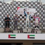 Dubai: Nannini extends F4 UAE Championship lead at penultimate round in Abu Dhabi
