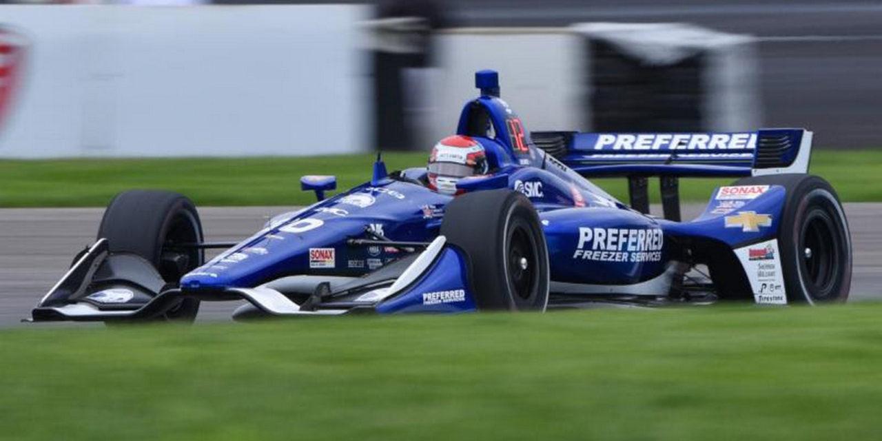 Indycar: Season-best qualifying P5 start for Ed Jones at Indycar Grand Prix