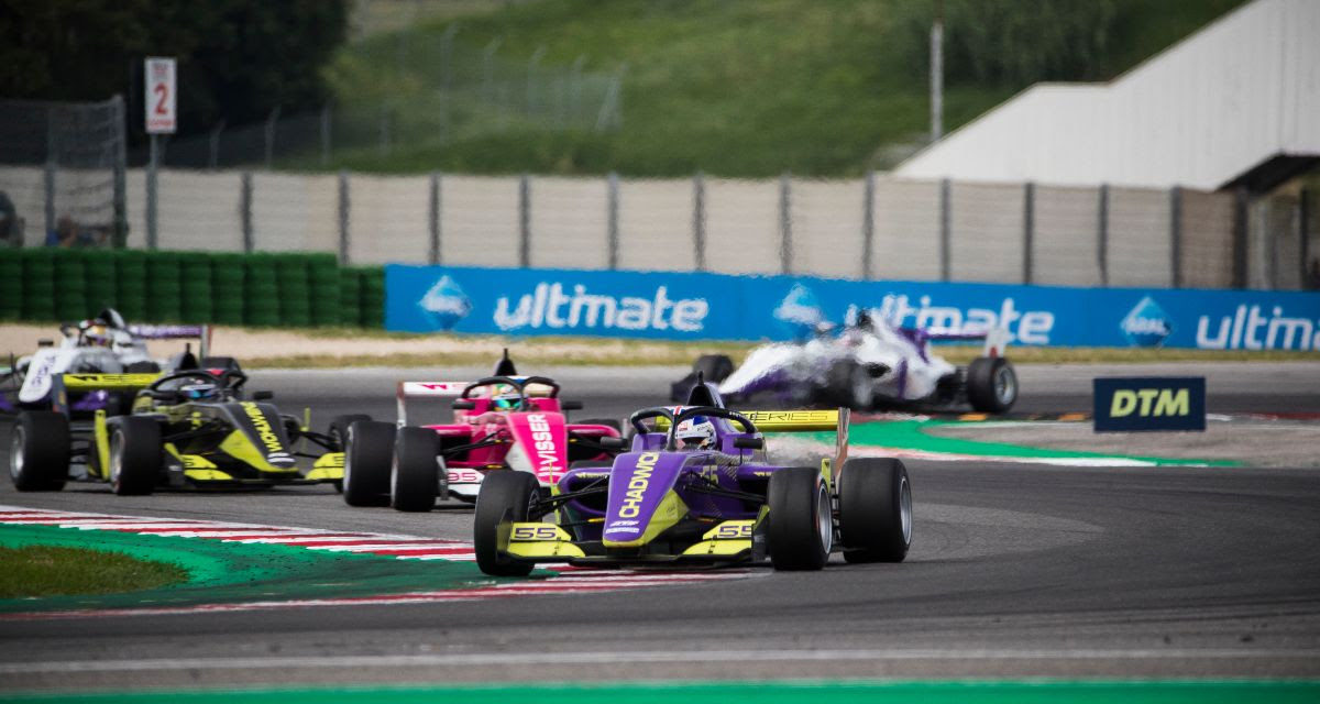 WSeries: British driver Chadwick dominates Misano round and leads points standings
