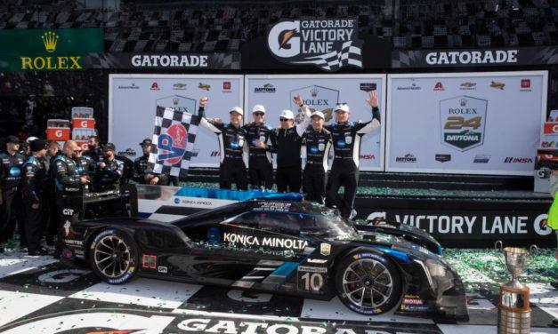 24H: Wayne Taylor Racing Cadillac wins fourth straight Rolex 24 at Daytona