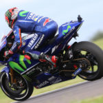 MotoGP: Vinales and Marquez lead on day one as rain clouds gather in Argentina