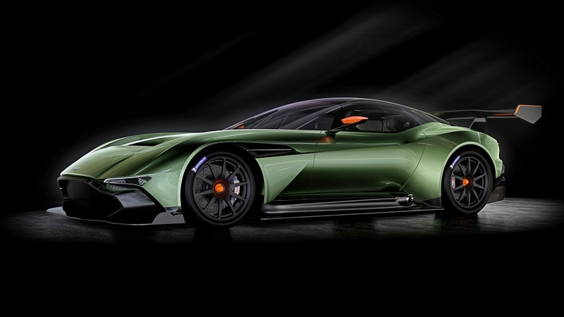 Track: Limited track only edition 7.0-litre V12 s Aston Martin Vulcan unveiled in Geneva