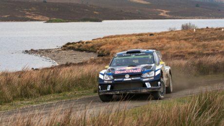 Andreas Mikkelsen (NOR), Anders Jæger (NOR) Volkswagen Polo R WRC (2016) WRC Rally Great Britain 2016 Photo: Helena El Mokni