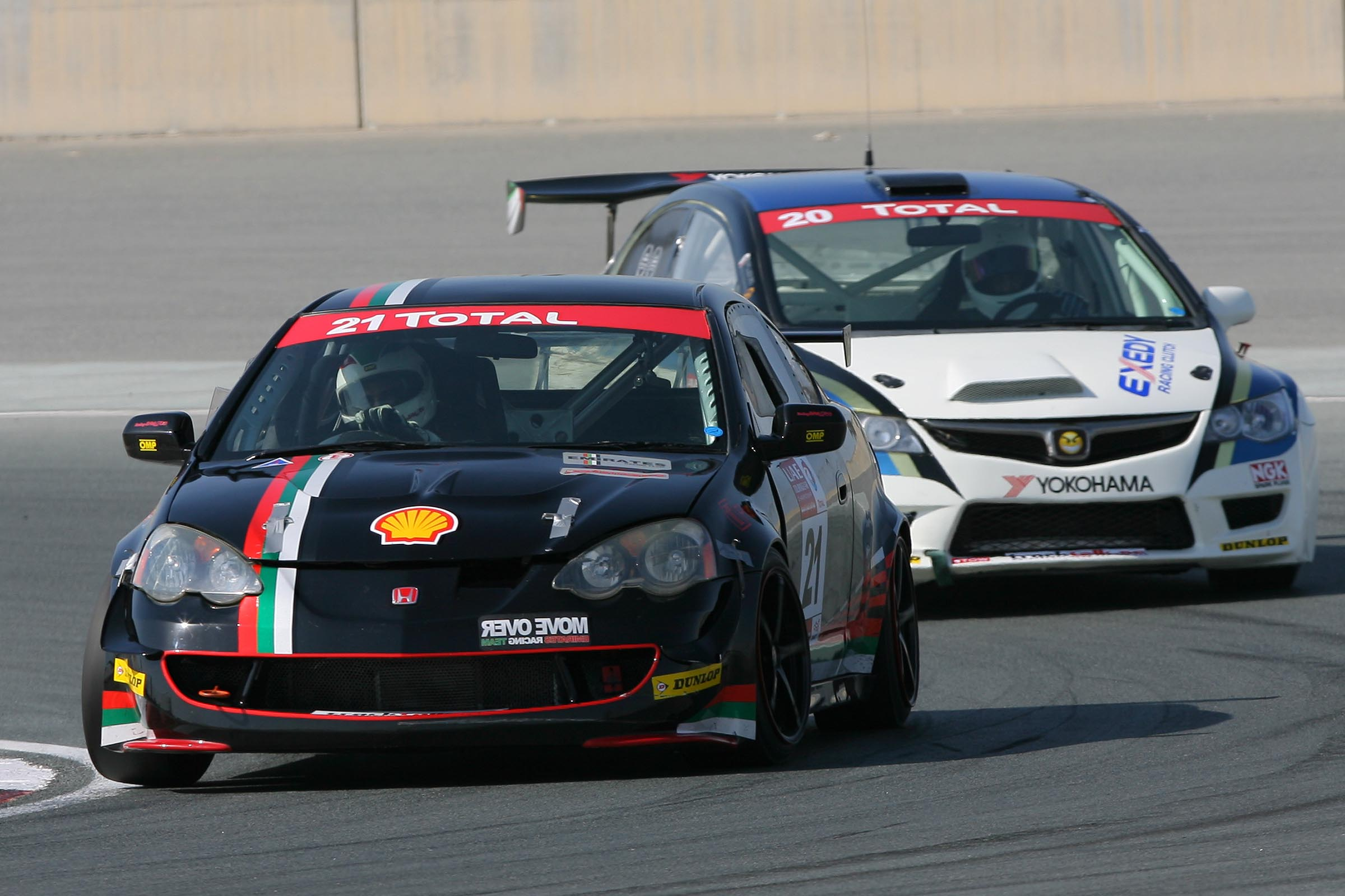 UAE National Racing: Dubai Motorsports Festival day one at Dubai Autodrome