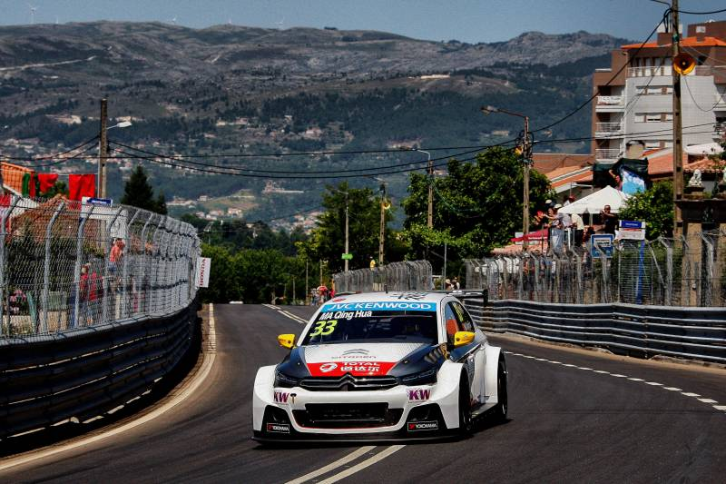 WTCC: Citroen the 'Real' deal as they dominate again on the streets of Vila Real – Portugal